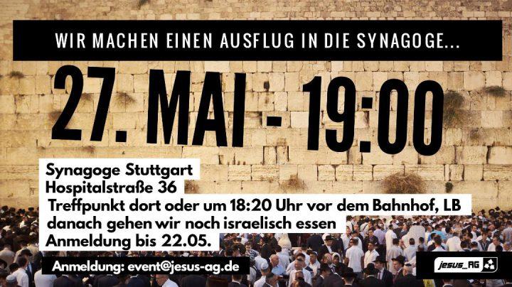 Synagogenbesuch