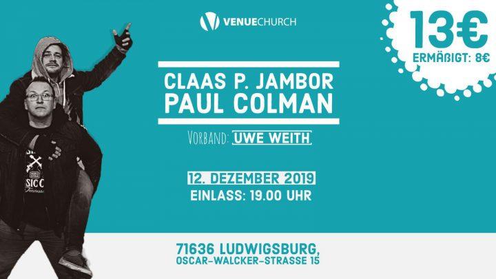 """Konzert """"St Paul und Santa Claas"""""""