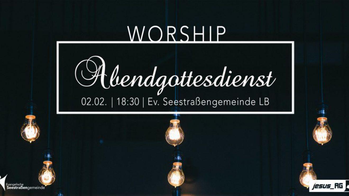 Worship-Abendgottesdienst