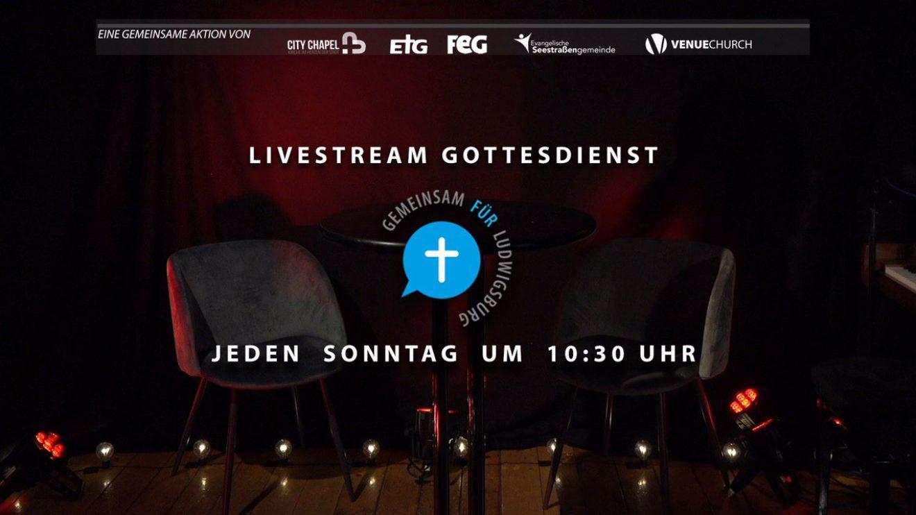 Livestream – Gottesdienst